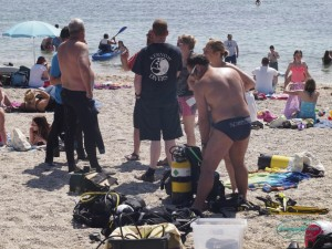 Kernow Divers Diving in Cornwall