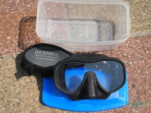 Oceanic Shadow Mask and Box