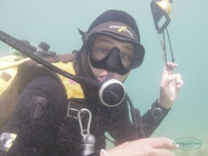 Scuba Diving with Paul Freeman
